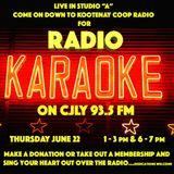 RadioMixtape Radio Karaoke LIVE