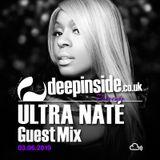 ULTRA NATE is on DEEPINSIDE #02