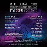 Friday 13th Sessions - DJ Ean - Catch him live at inTeRLaceD - 9th Dec 2016