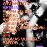 Aerea Negrot @ BerMuDa Bpitch Control Showcase at Watergate (02.11.12)