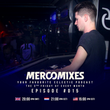 MercoMixes podcast #015 with guestmix UDJAT (radio show)