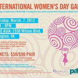 International Women's Day with Instrumental Revolution and Pave