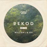 REKOD #14 - William J & ERI (DTW)