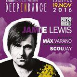 Mäx Varano - Live Mix Recording - DEEPenDANCE @Paul Club, 19.11.2016