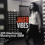 20ft Electronics: EBM w/ Muravyova @ 20ft Radio - 28/02/2018