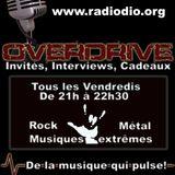 Playlist Overdrive Radio Dio 16 03 18