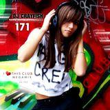 TWC 171 (2014) DJ Crayfish MIX 111 (I LOVE THIS CLUB MEGAMIX VOL.3) (PJANNOCLUB)