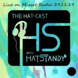 Hat-cast Live On Mixset Radio 29.11.19