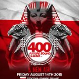 Will Rees live @ Future Sound Of Egypt 400 (Poland) – 15.08.2015