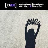 Myon & Shane 54 - International Departures 288