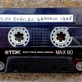 Enrico Rossi DJ - January 1995 Original Tape - Old School House.