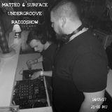 Qwenty & Surface - UNDERGROOVE Radioshow 140517