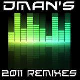 DMAN's Rock Mix 2011