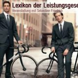 Lexikon der Leistungsgesellschaft - Vortrag von Sebastian Friedrich