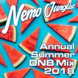 Nemo's Annual DNB Summer Mix 2018 - Fresh Sliced Summer