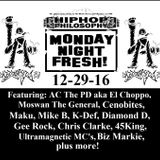 HipHopPhilosophy.com Radio - LIVE - 12-26-16