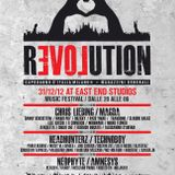REVOLUTION - East and Studios_ GINGER DJ vs Dr. ZOT @ Capodanno d Italia 2012