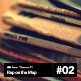 """Rap on the Map"" (Avec & Sarkastis) (11-10-2013) ParanoiseWebRadio"
