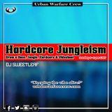HARDCORE JUNGLEISM - DJ SWEETLEAF - UWC - 18_02_2018
