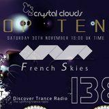French Skies - Crystal Clouds Top Tens 138