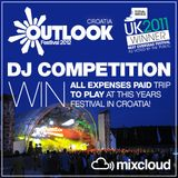 Outlook Festival 2012 demo mix