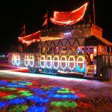 Burning Man 2014 - Janky Barge Burn Night Set