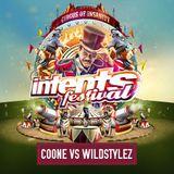 Coone vs Wildstylez @ Intents Festival 2017