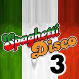 SPAGHETTI DISCO #3 | Por: Jorge Miranda