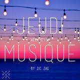 Jeudi Musique // week 42.14 by Zic Zag
