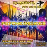 Emission spéciale Psychédélices #1 @ Radio Zinzine 15/10/13