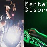 DnB Čočka w/MLDj (Methlab), Mental Disorder(Drumception) @RadioR, 15/1/17