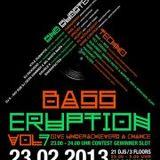 Dj K-Ray b2b Dj Oexn Hammer & Mc Masta Marv@Bass Eruption vol. 7