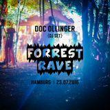 Doc Ollinger @ Forrest Rave, 23-07-2016, Hamburg