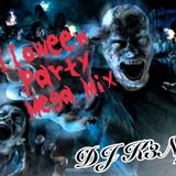 Halloween Party Mega Mix