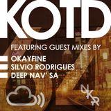 Keepers Of The Deep Ep 64, OKAYFINE (DC), Silvio Rodrigues (Miami), & Deep Nav' SA (Polokwane, SA)