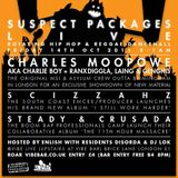 Suspect Packages Radio Show (Oct 2011)