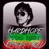 Too High #21 (Special The Beat Mercenaries)