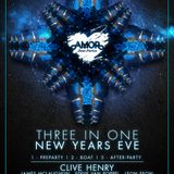 Clive Henry mix - Headliner for Space New Year's Eve - Casino Vegas at The Driver