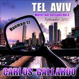 Carlos Gallardo pres World Tour Sessions Vol. 3 -(TEL AVIV)