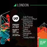 Teddy Killerz - Exclusive UKF London Promo Mix