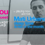 MatiUrbano - DeepTime Radio Show [Artist of the Month_february '16]@GWM Radio