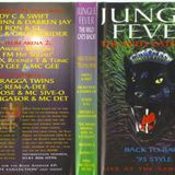Pressure X & Rodney T  -  Jungle Fever, The Wild Cats Back - Sanctuary - 18.3.95
