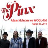 The Pinx | Adam McIntyre phoner on WOOL-FM