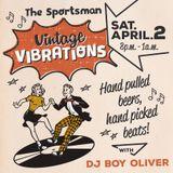 Vintage Vibrations Vol.1