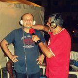 Peppe Iodice ai microfoni di Radio Castelluccio