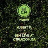 Hubert K  aka knockingsoul @ CTRL ROOM - October 5 2016