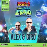 Alex & Giro @ Mega Panic! Gravedad Zero, LiveSet.
