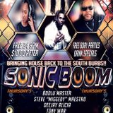 A Night @ Hot Shotz Sports Club - Sonic Booom!!! Thursdays - 28 July 2016