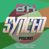 Synced Podcast 01 - Progressive/Electro House by Fran Salas