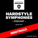 077 | Hardstyle Symphonies – Alone@Home Party Session by Medtraxx